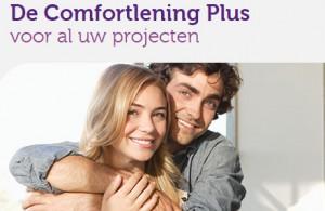 ComfortPlus lening Beobank